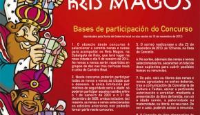 Bases concurso Vente cos Reis Magos 2014 PEQ