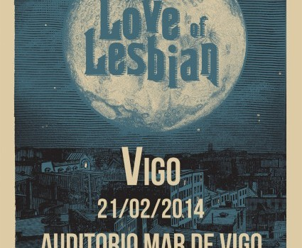 Love of lesbian febrero 2014 vigo