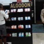 Camelias: calcetines algodón Clarín a 1€