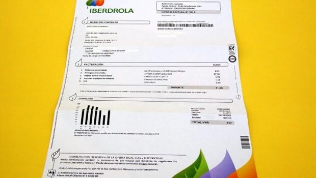 factura iberdrola (Custom)