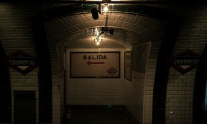 Estacion de Chamberi - 10