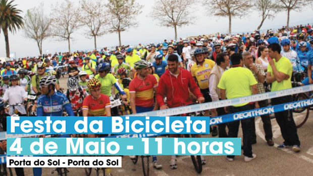 festa da bicicleta decathlon 2014