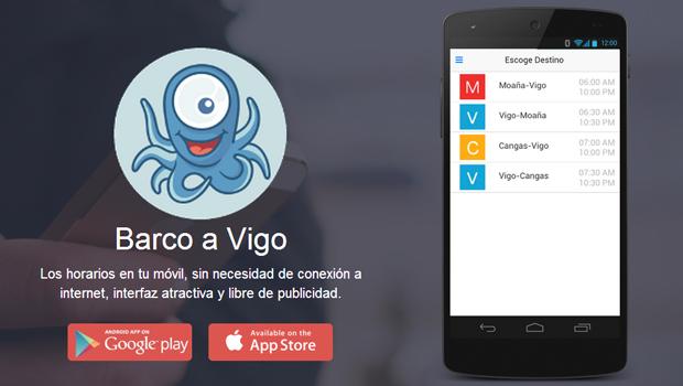 barco a vigo app android appstore