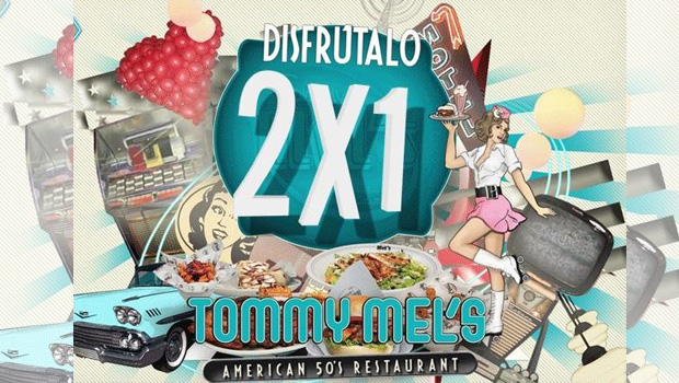 2x1 tommy mels 2014