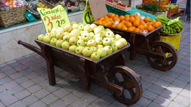 cesta de la compra economica