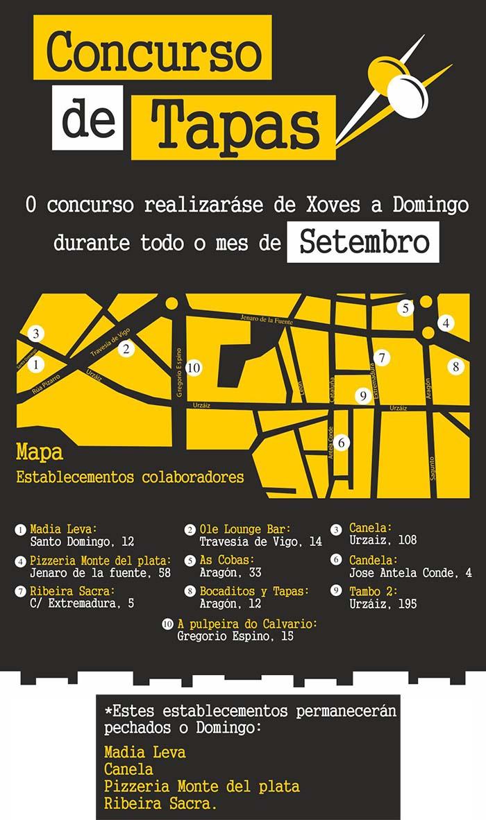 Concurso de tapas @ O Calvario, Vigo | Vigo | Galicia | España