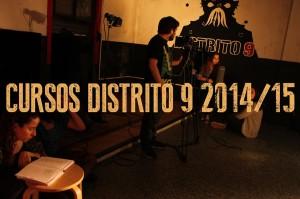 cursos distrito 09 2014