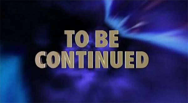 doctor who to be continued