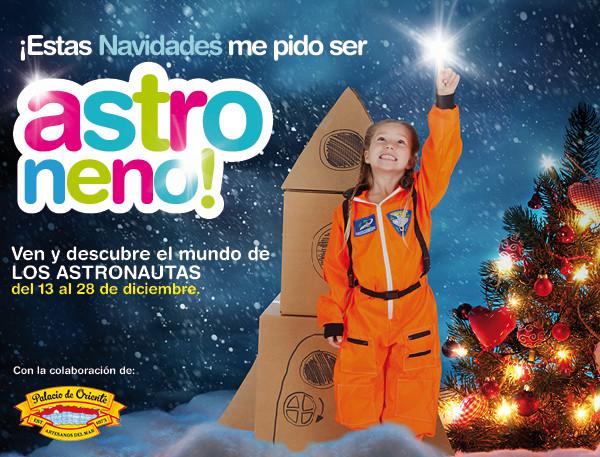 Astronenos @ Centro Comercial Travesía, Vigo | Vigo | Galicia | España