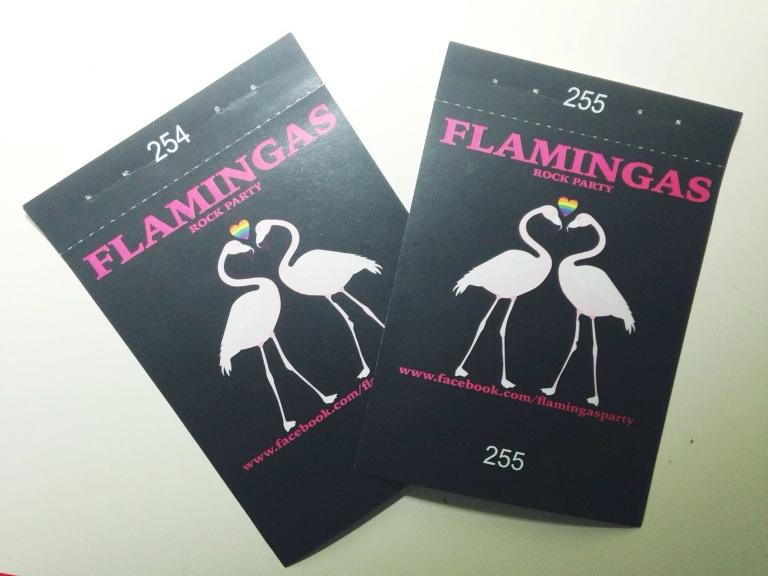 entradas flamingas party
