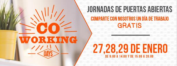Coworking Days @ Sinergia, Vigo | Vigo | Galicia | España