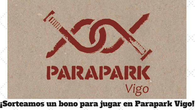parapark vigo low cost sorteo bono gratis jugar